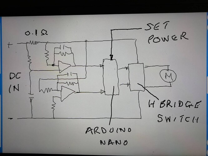 constant-power-diagram