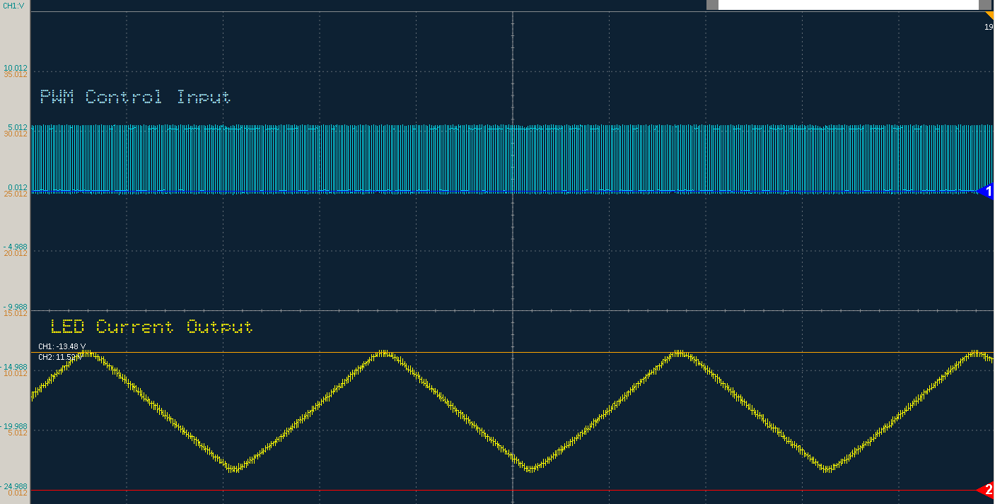 LED Emitter Follower Output